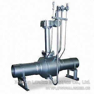Клапан шаровой цельносварной , DN 15 - 900 мм, 150 - 2500 Lb