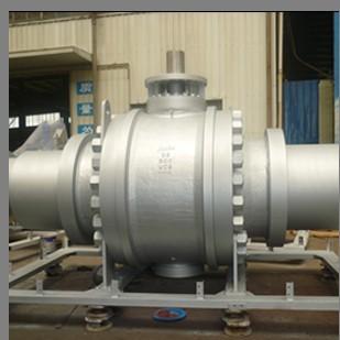 Клапан шаровой муфтовый, 900 Lb, DN (Dy) 900 мм