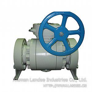 Кованый стальной шаровой клапан, 150 - 2500 LB, DN 15 - 900 мм