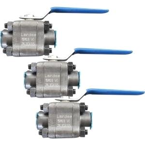 Неполнопроходной шаровой клапан, DN 20мм, 1500 LB