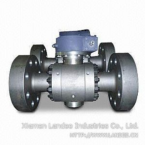 Шаровой клапан цапфовый, DN 15 - 900 мм, 150 - 2500 LB