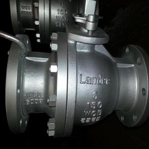 Шаровой клапан из углеродистой стали, DN200 мм, 150Lb