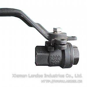 Шаровой клапан полнопроходной, 2000 WOG, DN 6 - 50 мм