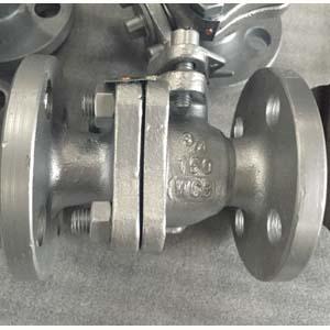 Шаровой клапан с боковым разъёмом, DN 20мм, 150 LB