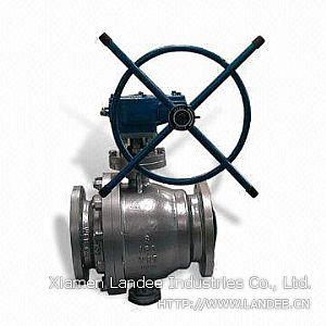 Шаровой клапан с муфтовым присоединением шара, 120 - 2500LB, DN 15 - 900 мм