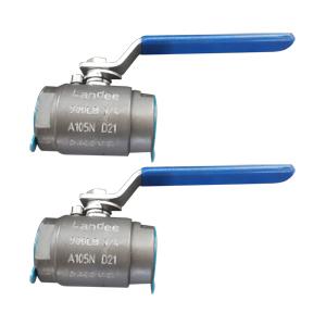 Шаровой клапан с нейлоновым седлом, DN15 мм, PN150