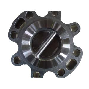 ГОСТ Р 53671-2009 обратный дисковый затвор с двойной плитой, DN (Dy) 100 мм, 300 Lb