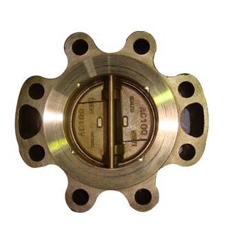 ГОСТ Р 53671-2009 обратный клапан из алюминиевой бронзы, 120 - 1500 LB, DN (Dy) 25 мм - DN (Dy) 1500 мм