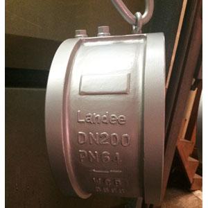 ГОСТ Р 53671-2009 обратный клапан с двойной плитой,400 Lb, DN (Dy) 200 мм