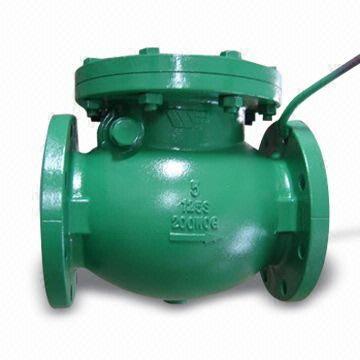 Клапан-захлопка, DN 25 мм -  1000 мм, PN10, PN16, 125lb