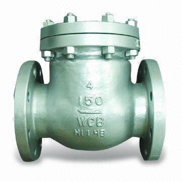 Клапан-захлопка из кованой стали,DN 15 мм - DN 800 мм, 150Lb - 2500Lb