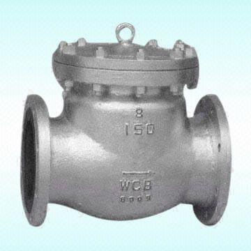 Клапан-захлопка из литой стали, DN 25 мм - DN 800 мм, 150Lb - 2500Lb