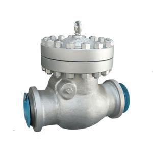 Литейный обратный клапан, DN 50 мм, 150 Lb, серебристо-серый