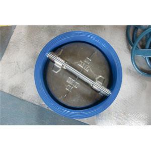 Межфланцевый дисковый обратный клапан, PN 10, DN 350 мм