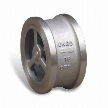 Обратный дисковый затвор, DN 50 мм -  1200 мм, PN1.6 - 26 MPa