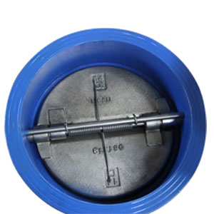 Обратный дисковый затвор из высокопрочного чугуна с шаровидным графитом,  DN 350 мм, 120Lb