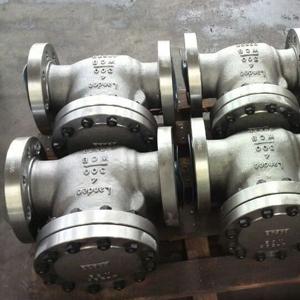 Обратный клапан из углеродистой стали, 300 LB, DN 150 мм