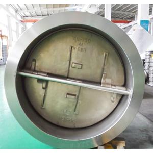 Обратный клапан с двойной пластиной, 150Lb, DN 750 мм