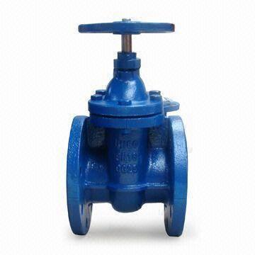 ГОСТ 3706-83 задвижка из литейного чугуна, DN 50 - 300 мм, PN10 - PN16