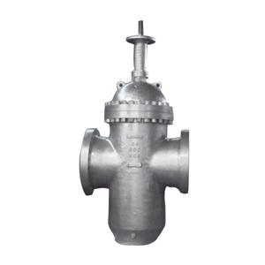 ГОСТ 5762-2002 двухдисковая задвижка,, 150 - 2500 Lb, DN 50 - 1400 мм