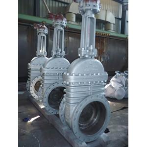 ГОСТ 5762-2002 прямоточная клиновая задвижка, DN (Dy) 600 мм, 150Lb