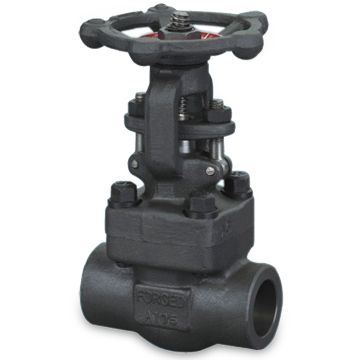 ГОСТ 5762-2002 стальная кованая задвижка, 800 Lb - 2500 Lb, DN (Dy) 10 - 50 мм