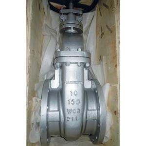 ГОСТ 5762-2002 задвижка с невыдвижным шпинделем, 150 Lb, DN(Dy) 250 мм