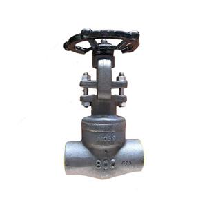 Задвижка из углеродистой стали,  DN (Dy) 25 мм, 800 lb-