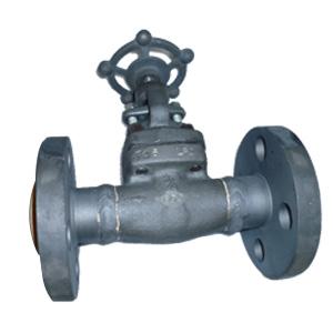ГОСТ 5761-74 кованый стальной  шаровой затвор, 600 Lb, DN 20 мм