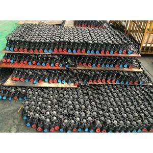 Неполнопроходной шаровой затвор, DN 15 мм, 800 Lb