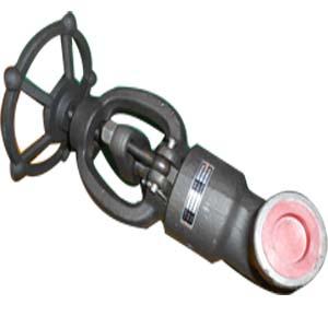 Шаровой затвор из стали жаропрочной низколегированной, 2500 LB, DN 25 мм