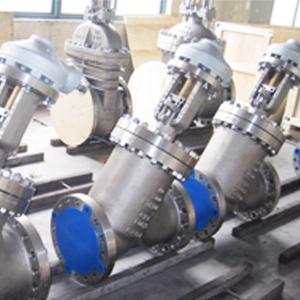 У-образный шаровой затвор, 300 Lb, DN (Dy) 250 мм