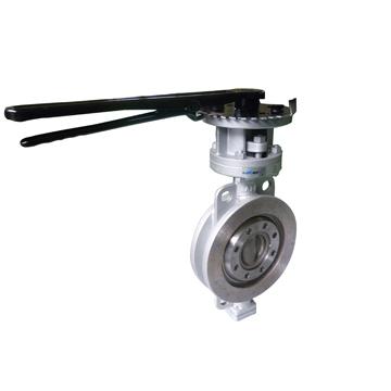 ГОСТ 12521-77 клапан бабочка из углеродистой стали, DN 50 - 1800 мм, PN 0,1 MPa -  PN 6,4 MPa