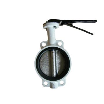 ГОСТ Р 53673-2009 промышленный клапан бабочка, DN 4 - 600 мм, PN 0,6 - PN 1,6 MPa