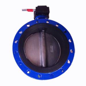 Клапан бабочка с двойным фланцем, DN 350 мм, 150Lb