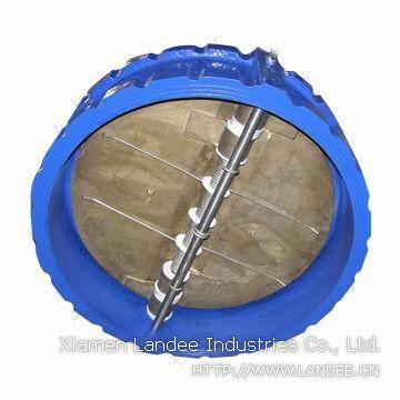 Клапан типа бабочка, DN 32 - 1600 мм, 150lbs, 300lbs, 600lbs