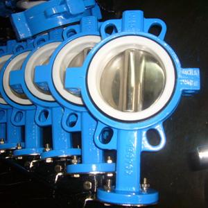Поворотная разъёмная заслонка пластинчатого типа, DN50, 150Lb