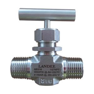 ГОСТ 31294-2005 игольчатый клапан, DN (Dy) 15 мм, 6000 PSI
