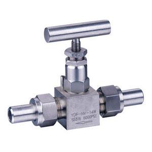 Игольчатый клапан, DN 15 мм, 6000PSI