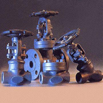 Клапан из кованой стали, DN 6 мм - DN 65 мм, 150Lb - 2500Lb