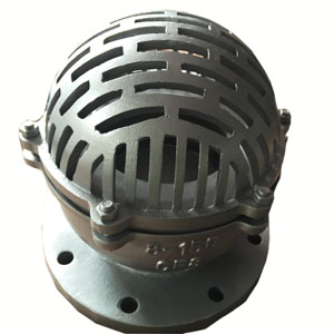 Нижний клапан, DN 200 мм, 150 Lb