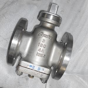 Конусный затвор ASTM A995 4A, 150 LB, DN 80 мм