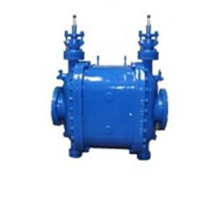 Двойной фильтр, DN 150 мм, 150 LB