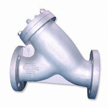 Корзинный У-типа сетчатый фильтр, DN (Dy) 50 мм - DN (Dy) 900 мм, 150Lb - 1500Lb