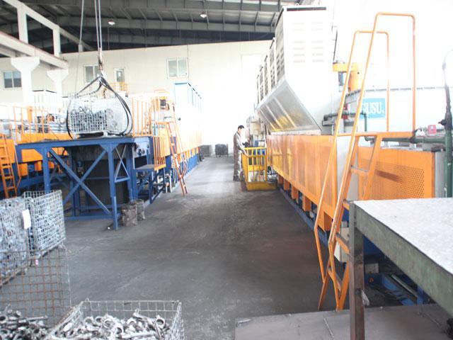 Forging Plant
