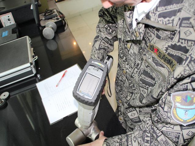 Handheld Element Testing Instrument