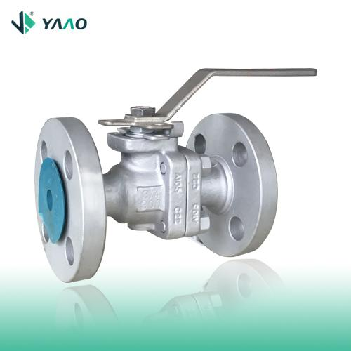 API 608 Floating Ball Valve, A105N, 1 Inch, 300LB, RF Ends