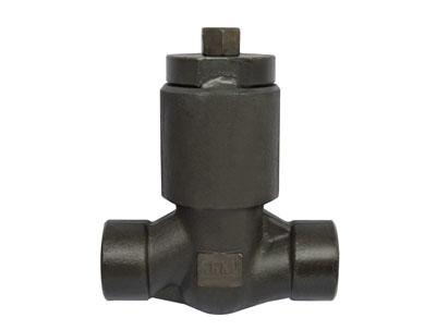API 602 High Pressure Seal Piston Check Valve, 1 Inch, 2500LB