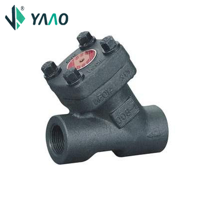 800-1500LB Check Valve, Welded Bonnet, Full Port (Y Type)