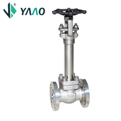 150LB-800LB Cryogenic Gate Valve, Full & Standard Port